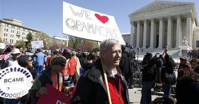 SPIN METER: President embraces 'Obamacare'
