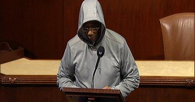 Lawmaker chastised for wearing hoodie in House