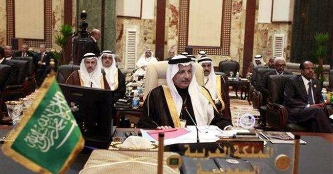 Sunni rulers largely shun Iraq at Arab summit