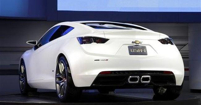 Chevrolet aims 2 concept cars at Millennials