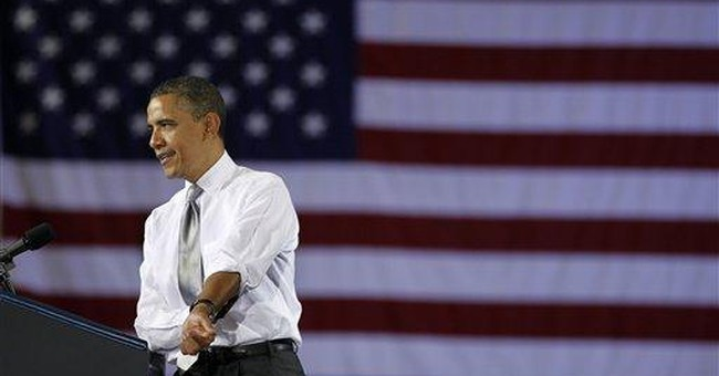 Obama accuses Republicans of 'madness' in Maine