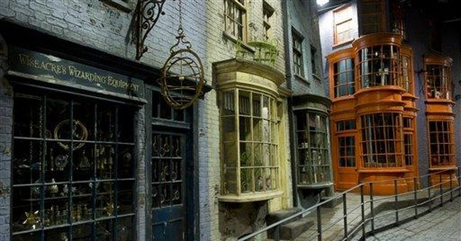 Magic! Harry Potter studio tour opens near London