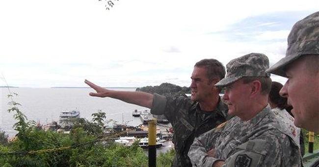 Dempsey: Latin America ties key to war on terror