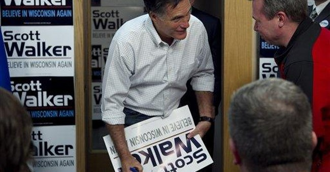 Wis. Sen. Ron Johnson endorses Mitt Romney