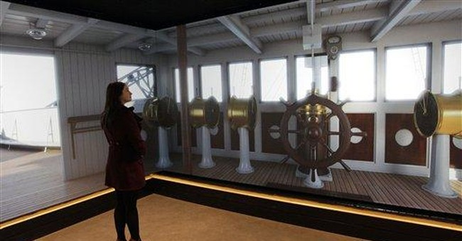 Titanic's legacy: A fascination with disasters