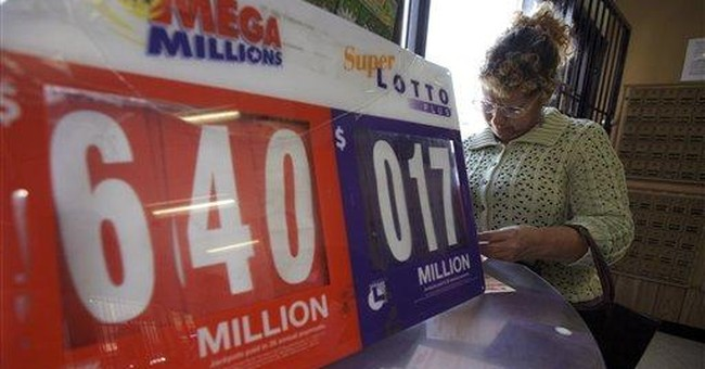 Mega Millions winners are rich, but not THAT rich