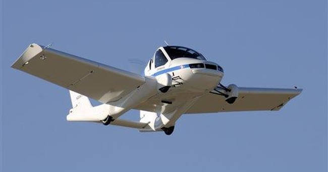 Flying car gets closer to reality with test flight