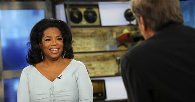 Oprah Winfrey still bullish on her cable network