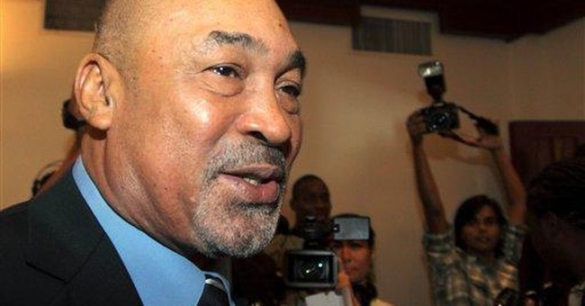 Suriname lawmakers adopt amnesty for president