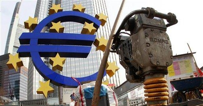 Europe's central bank looks in vain for growth