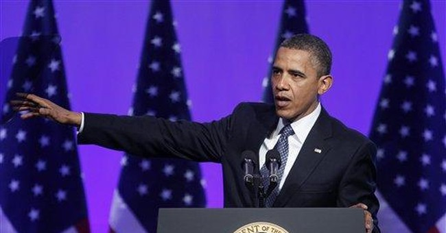 Obama: Reagan could not survive in 'radical' GOP