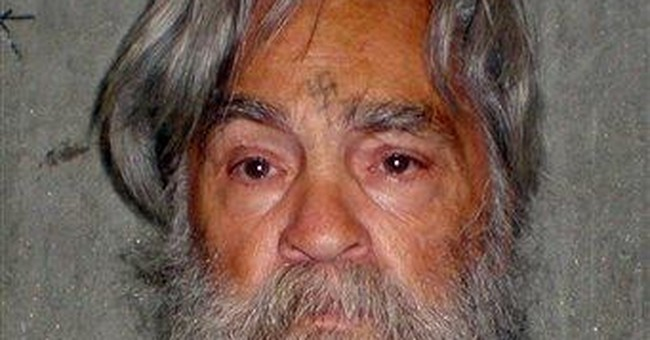 New photo shows old man Manson at 77