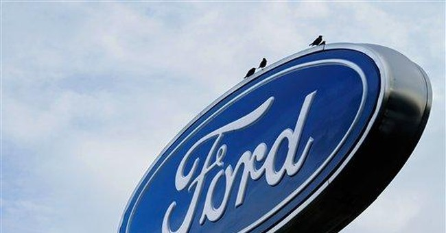 Ford to expand Chinese factories again