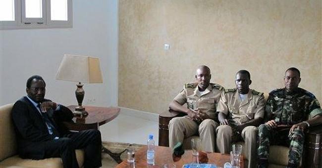 Mali's president hands in resignation