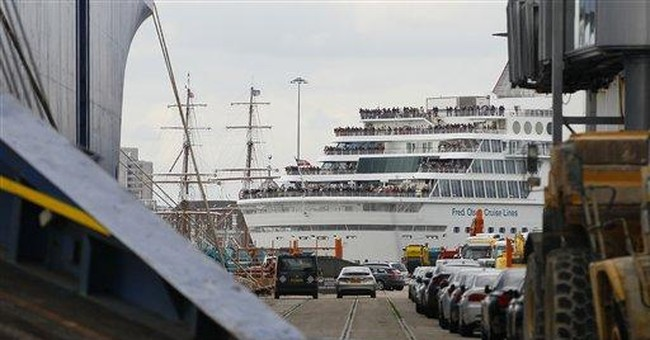 Cruise ship to retrace voyage of Titanic