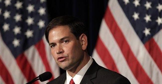 Video: Rubio Responds to Obama, Slams Obamacare