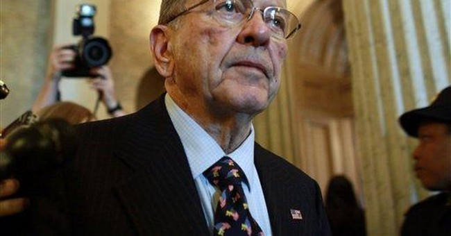 Ted Stevens: The Left's Original Blueprint on How to Destroy an Elected Republican