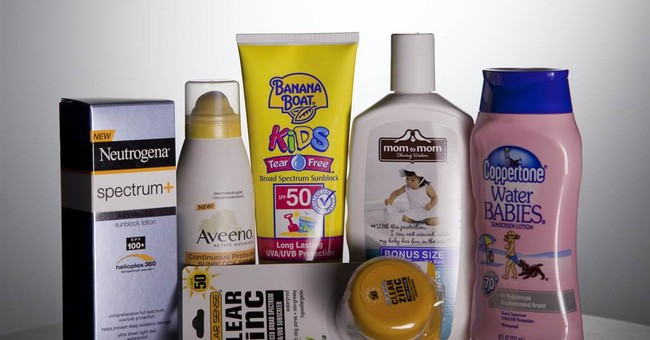 Texas School Bans Sunscreen Because Kids Might Drink It, Or Something