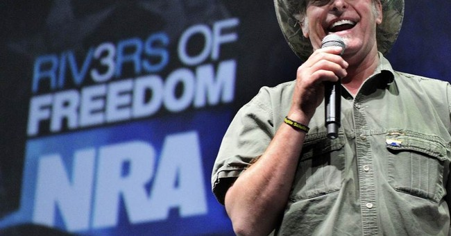 Ted Nugent in 2016?