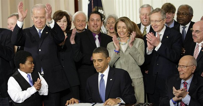 Time for Another Report About Democrats' Growing Obamacare Panic