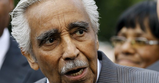 "Charlie Rangel: The Tea Party ""Cult"" is Suffering from an ""Illness"""