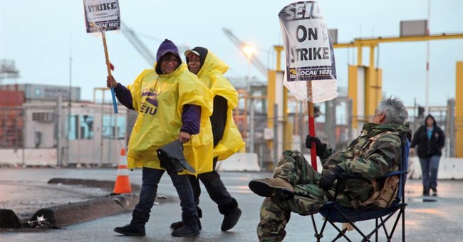 Third-Graders Learn to Protest Against Their School SEIU-Style – Courtesy of Common Core-Aligned Lesson