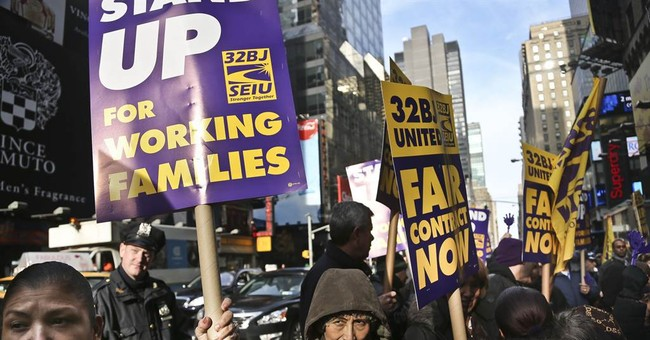 SCOTUS Limits Union Power To Collect Dues