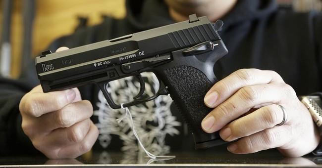 Poll: Handgun Ban Opposition at High