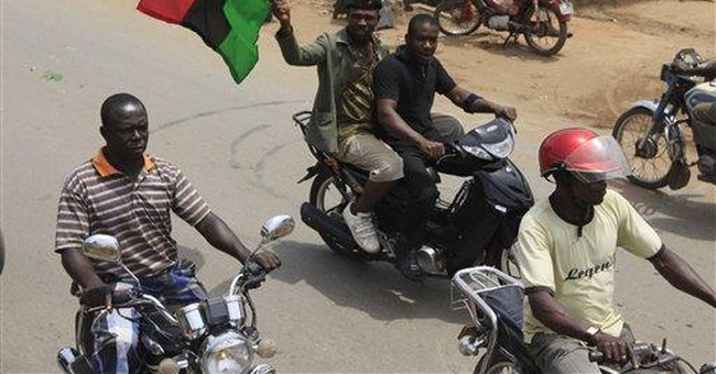 Biafra Independence 2014