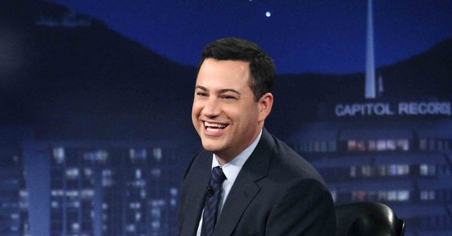 Kimmel says he expects to run 3rd in late night