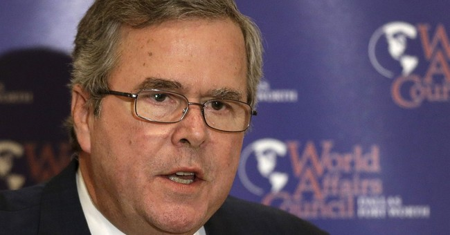 Jeb Bush laughs off mom's 'enough Bushes' remark