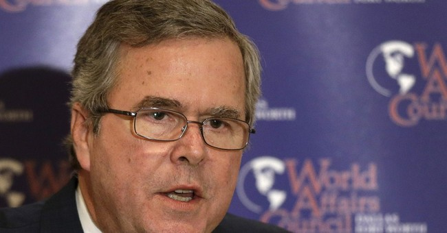Jeb Bush laughs off mom's 'enough Bushes' remark