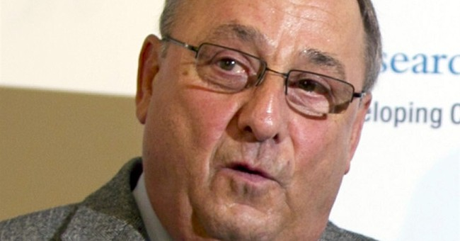Maine governor makes vulgar remark about lawmaker