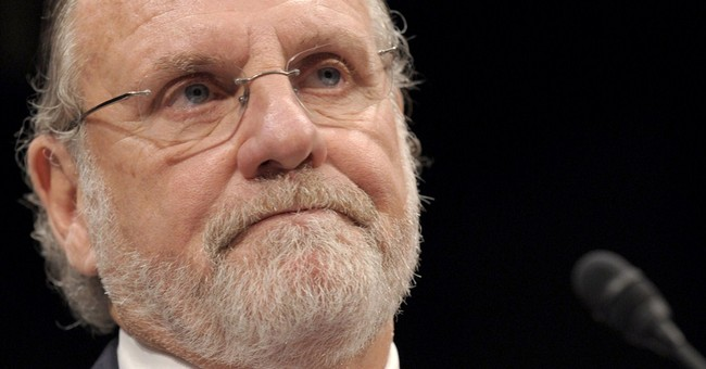 US agency sues Corzine over failure of MF Global