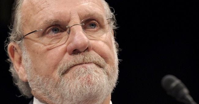 US agency sues Corzine over failure of MF Global