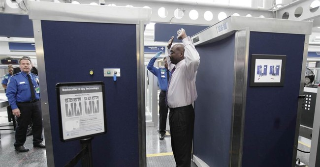 TSA to remove controversial X-ray scanners