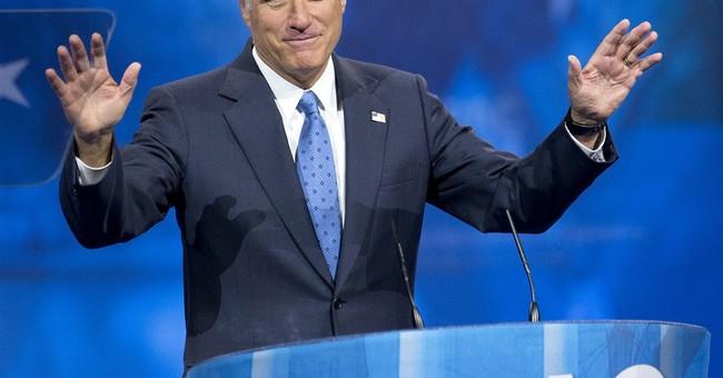 APNewsBreak: Romney warns against govt shutdown