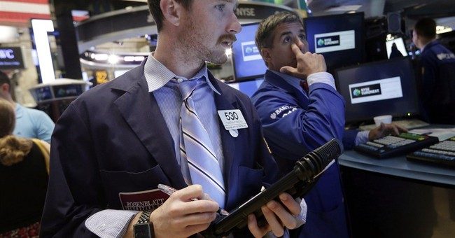 Stock futures edge up as weak August nears end