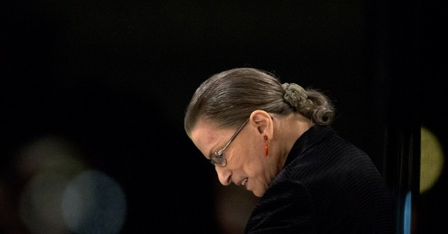 Ginsburg: Gay marriage shows Constitution's genius