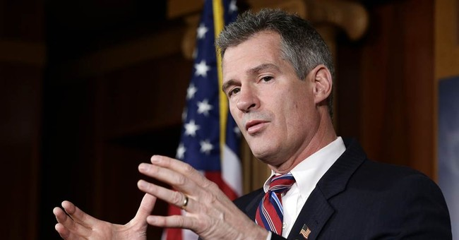 Scott Brown says he won't seek Kerry's Senate seat