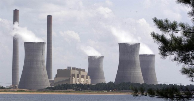 EPA: Decline in carbon pollution from power plants