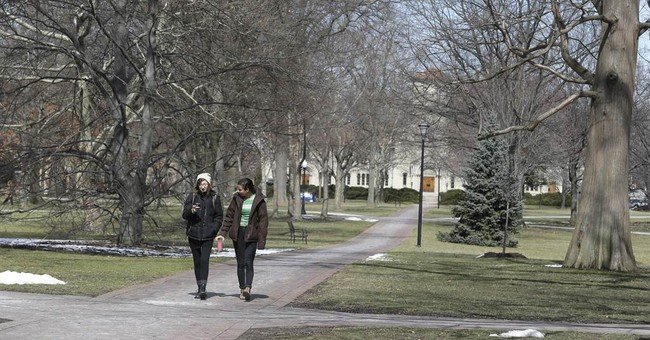 Racial episodes shake Ohio's Oberlin College
