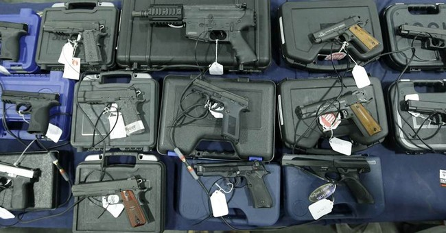 Dems push assault weapons ban through Senate panel