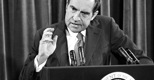 Nixon mocked Democrats for Jerusalem position