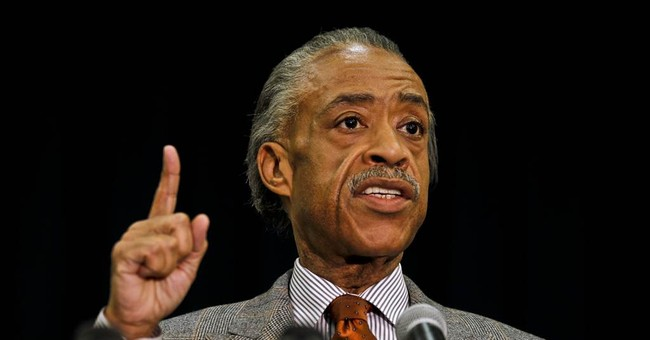 Al Sharpton to Continue Stoking Bogus and Non-Existent Racial Element of Zimmerman Case