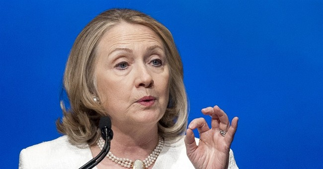 Hillary Needs a Benghazi Necklace