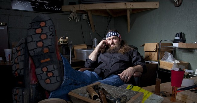 Duck Dynasty's Willie Robertson for Congress?