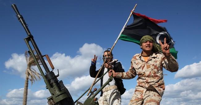 Hundreds of U.S. Guns Now in the Hands of Muslim Brotherhood Militias