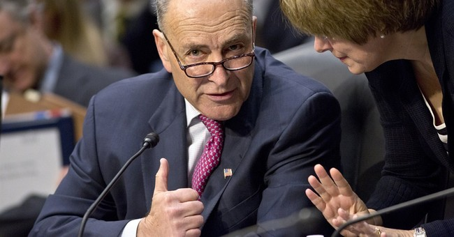 Schumer: Put Aliens Who Forged Documents on Path to Citizenship