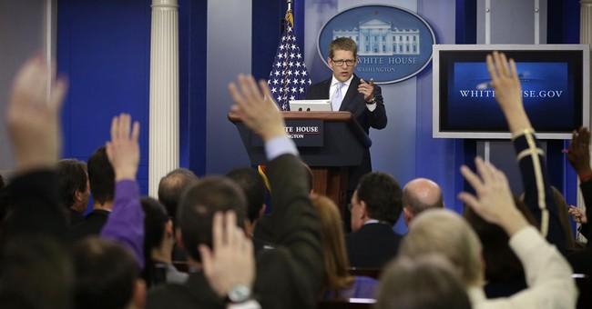 Video: Reporters Skewer Carney